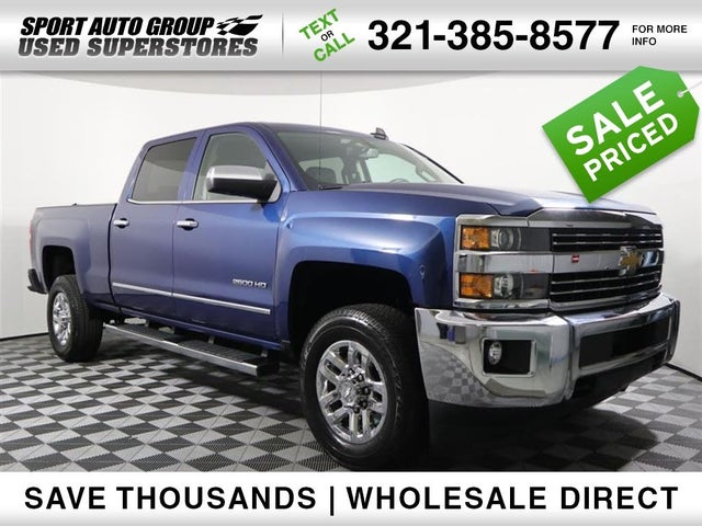 Used Chevrolet Silverado 2500HD for Sale in Orlando, FL ...