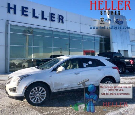 Used 2019 Cadillac XT5 Platinum AWD For Sale (with Photos