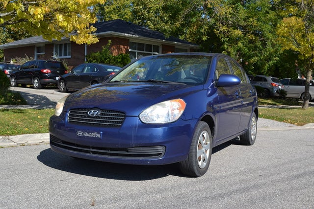 2009 Hyundai Accent GL Sedan FWD