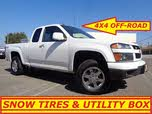 2011 Chevrolet Colorado 1LT Extended Cab 4WD