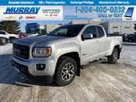 2018 GMC Canyon All Terrain Extended Cab LB 4WD with Leather