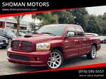 2006 Dodge RAM 1500 SRT-10 Quad Cab RWD