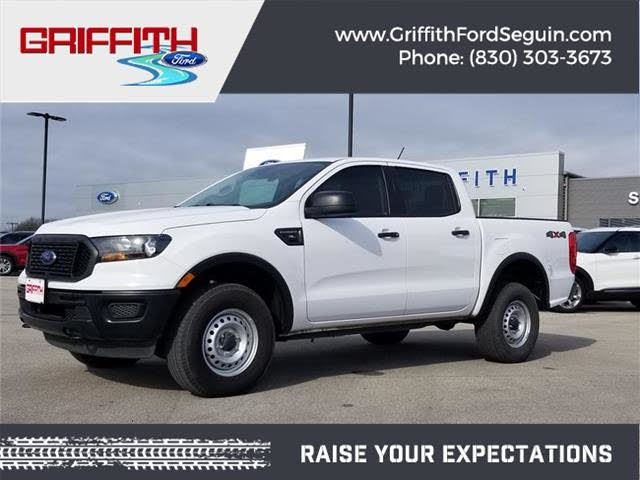 2019 Ford Ranger XL SuperCrew 4WD