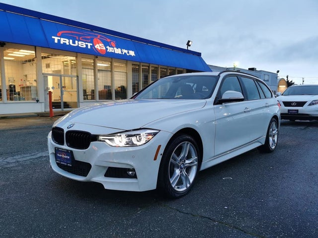 2018 BMW 3 Series 330i xDrive Wagon AWD
