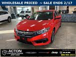 2016 Honda Civic EX with Honda Sensing