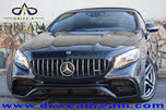2018 Mercedes-Benz S-Class S AMG 63 4MATIC Cabriolet