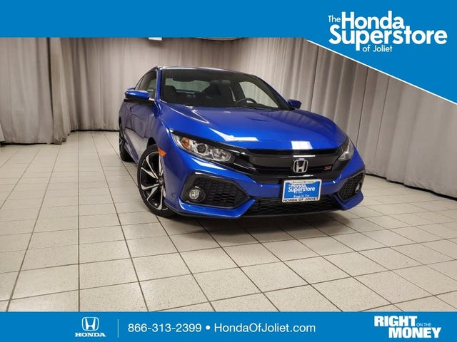 2019 Honda Civic Coupe Si FWD