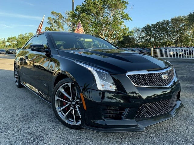 Used Cadillac ATS-V Coupe for Sale in Miami, FL - CarGurus