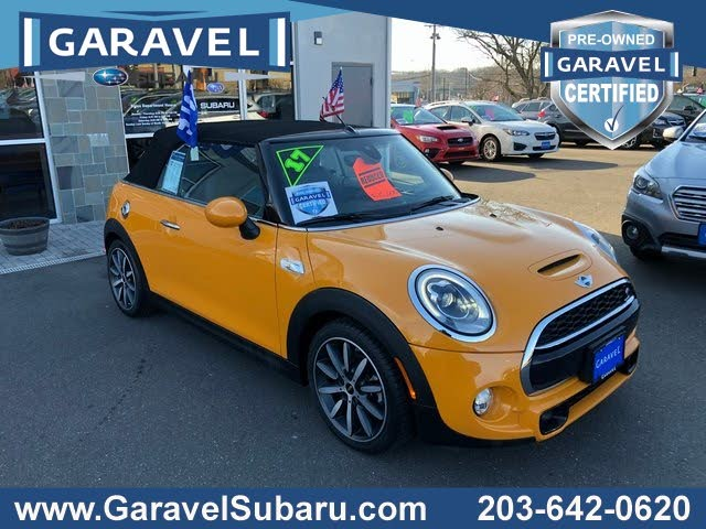 2017 MINI Cooper S Convertible FWD