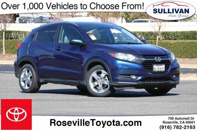 2017 Honda HR-V EX-L with Nav