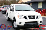2017 Nissan Frontier SV V6 Crew Cab 4WD