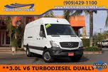 2018 Mercedes-Benz Sprinter Cargo 3500 XD 170 V6 High Roof RWD