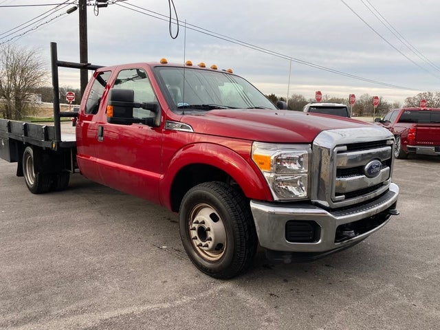 2016 Ford F-350 Super Duty XLT LB DRW