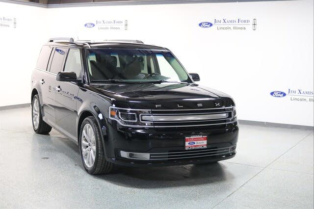 Used Ford Flex For Sale In Bloomington Il Cargurus