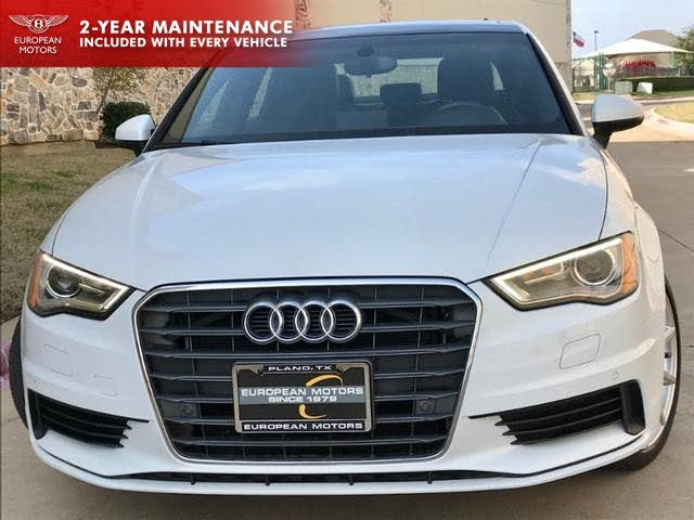 2015 Audi A3 2.0 TDI Premium Plus Sedan FWD