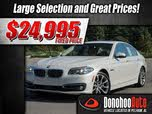 2016 BMW 5 Series 535i xDrive Sedan AWD