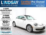 2013 Volkswagen Beetle TDI with Sunroof and Navigation