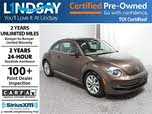 2015 Volkswagen Beetle TDI with Sunroof, Sound, Navigation, and Rearview Camera