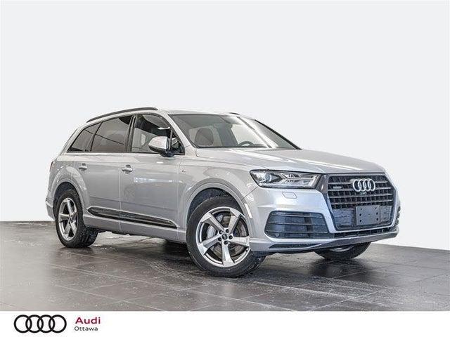 2019 Audi Q7 3.0T quattro Progressiv AWD