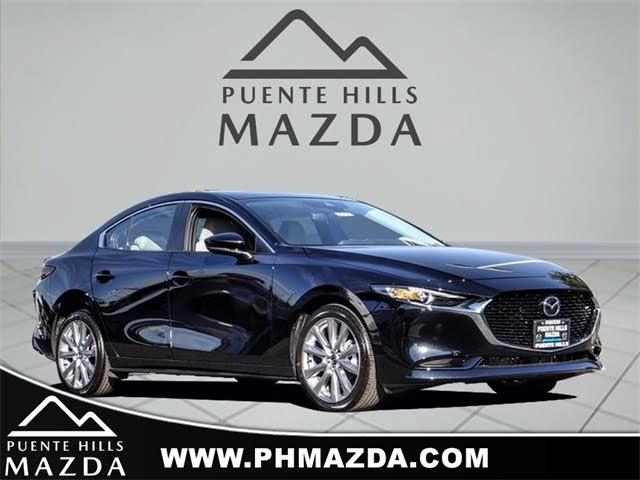 2020 Mazda MAZDA3 Preferred Sedan FWD