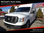 2012 Nissan NV Cargo 2500 HD S w/ High Roof