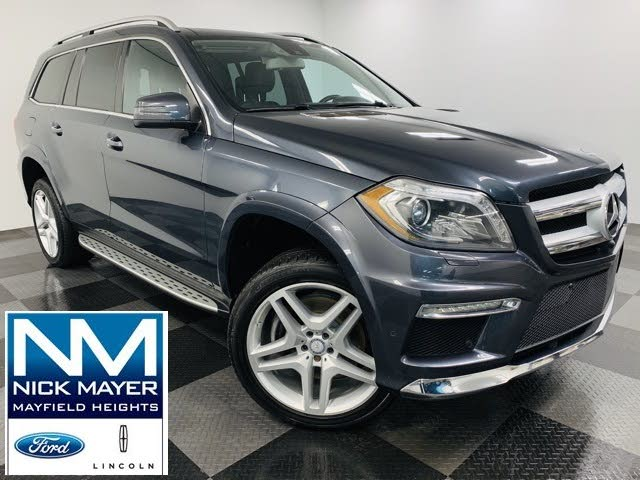 Used 2014 Mercedes-Benz GL-Class GL 550 for Sale (with ...