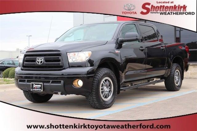 2012 Toyota Tundra SR5 CrewMax 5.7L 4WD