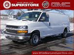 2016 Chevrolet Express Cargo 3500 Diesel Extended RWD