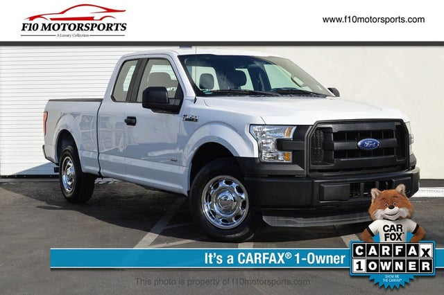 2016 Ford F-150 XL SuperCab