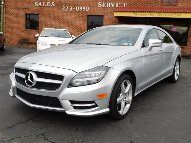 Used Mercedes-Benz CLS-Class for Sale in Pittsburgh, PA ...