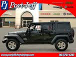 2013 Jeep Wrangler Unlimited Freedom Edition 4WD
