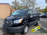 2017 Ford Transit Cargo 150 3dr SWB Low Roof Cargo Van w/60/40 Passenger Side Doors