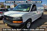 2018 Chevrolet Express Cargo 2500 RWD