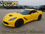 2019 Chevrolet Corvette Stingray Z51 1LT Coupe RWD