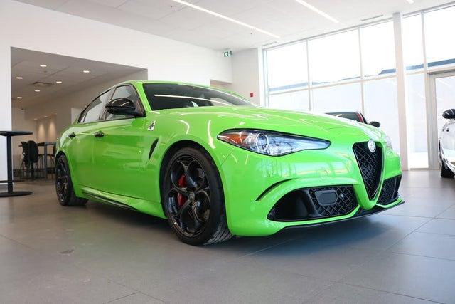 2017 Alfa Romeo Giulia Quadrifoglio RWD