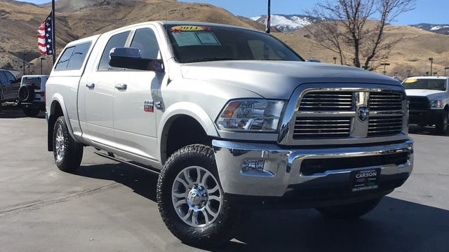 2011 RAM 3500 Laramie Mega Cab 6.3 ft. Bed 4WD
