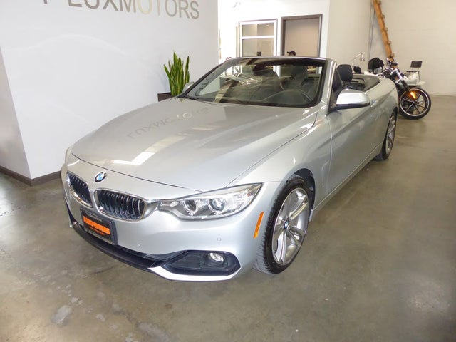 2016 BMW 4 Series 428i Convertible RWD