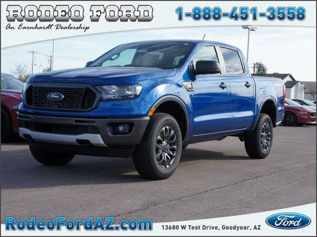 2020 Ford Ranger XLT SuperCrew RWD