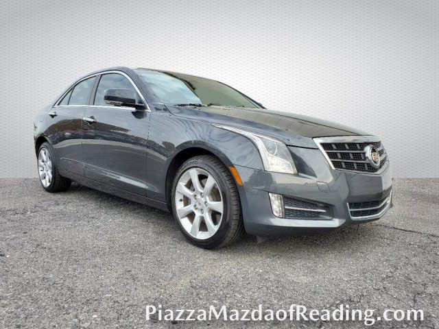 2014 Cadillac ATS 2.0T Performance AWD