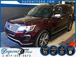 2018 Ford Explorer Platinum AWD