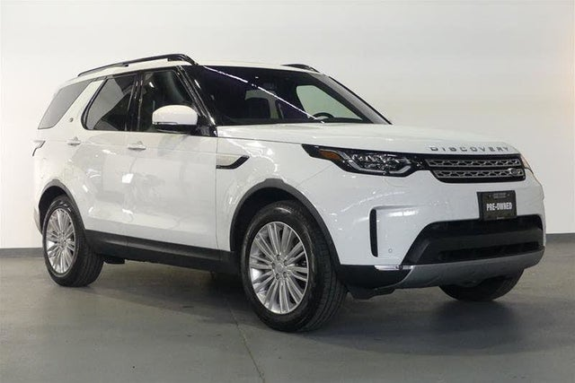 2019 Land Rover Discovery V6 HSE Luxury AWD