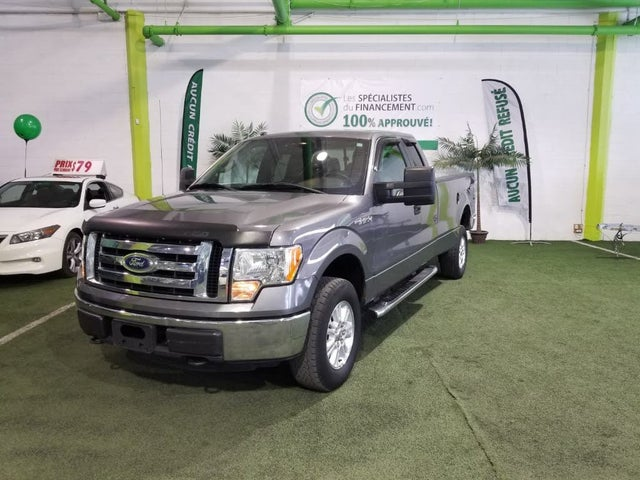 2012 Ford F-150 XL SuperCab LB 4WD