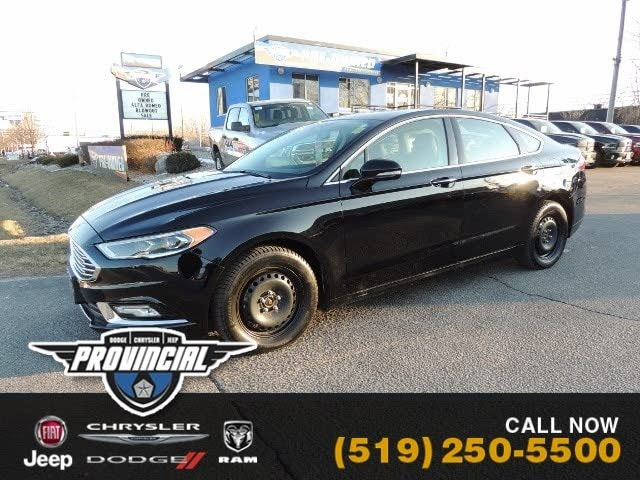 2017 Ford Fusion Platinum AWD
