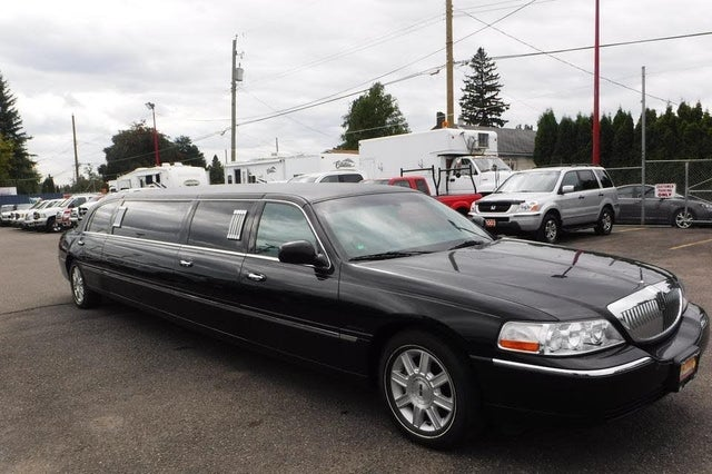 2007 Lincoln Town Car Executive