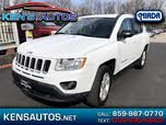 2011 Jeep Compass Latitude 4WD