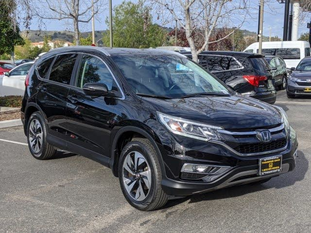 2016 Honda CR-V Touring FWD