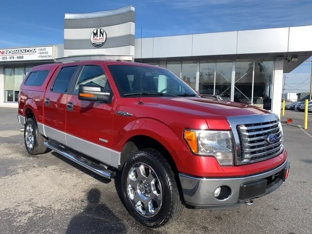 2011 Ford F-150 FX4 SuperCrew LB 4WD