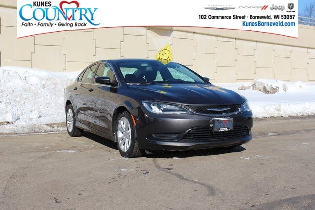 2017 Chrysler 200 Touring Sedan FWD