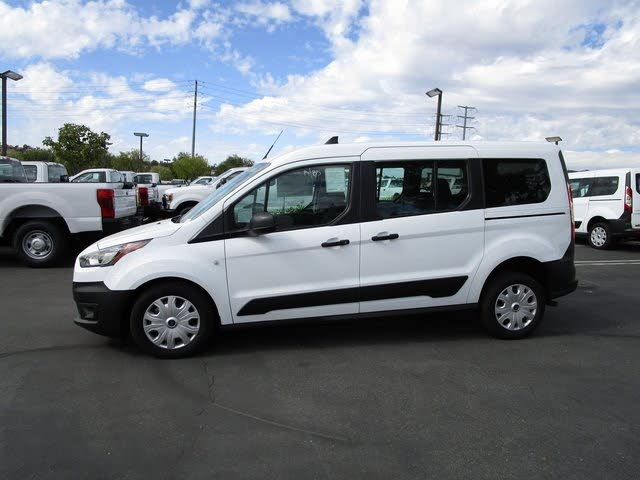 2020 Ford Transit Connect Wagon XL LWB FWD with Rear Liftgate