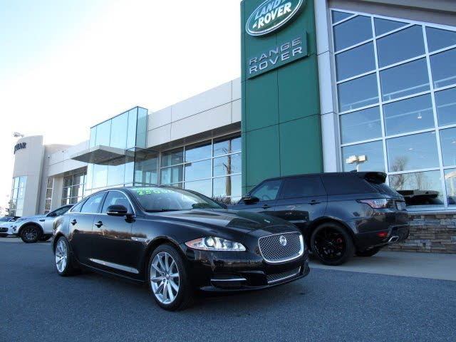 2014 Jaguar XJ-Series XJ AWD